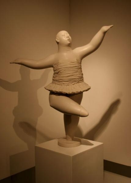 Dancer (2006) by YIN Zhixin