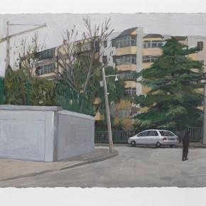 Liu Xiaohui-Series of A Day Being a Model 01