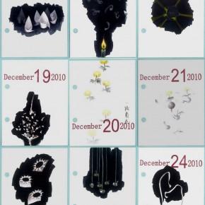 Shi Haopeng-2010 Desk Calendar Dec. 16th-24th, 2010