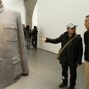 Sui Jianguo Solo Exhibition at Pace Beijing 11