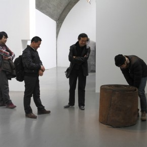 Sui Jianguo Solo Exhibition at Pace Beijing 13