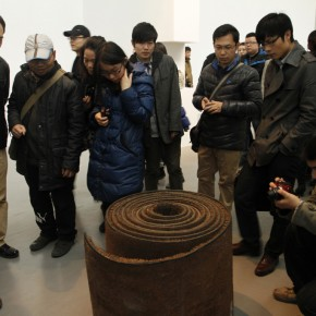 Sui Jianguo Solo Exhibition at Pace Beijing 14