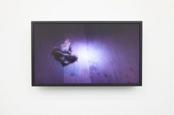 Token, single-channel video; 7'25'', 2011