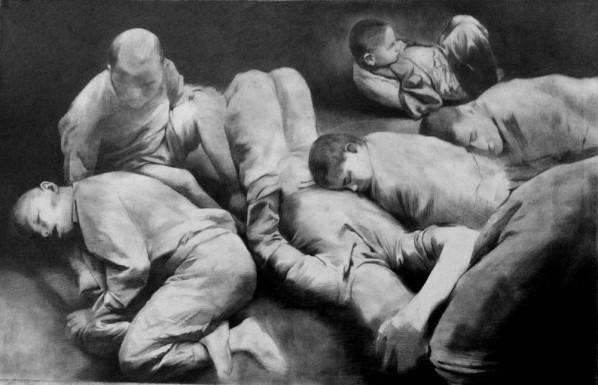 Wang Guozhao-The Multitude 01