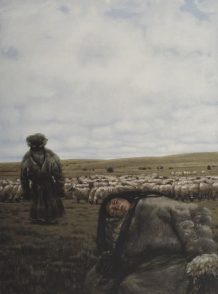 Wind-swept Pastures