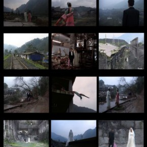 01. No.1(Series Peach Blossom), 2009; video, 16:37, ARTIST: Chen Qiulin