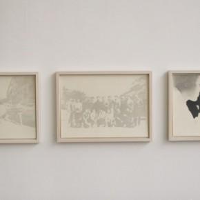 02 Luo Mingjun Dust, Solo Exhibit at Pekin Fine Arts; Photo by artspy.cn