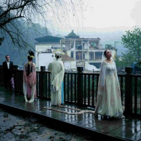02. No.2(Series Peach Blossom), 2009; video, 16:37, ARTIST: Chen Qiulin