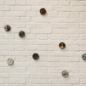 04 Luo Mingjun Dust, Solo Exhibit at Pekin Fine Arts; Photo by artspy.cn