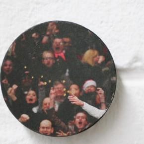 05 Luo Mingjun Dust, Solo Exhibit at Pekin Fine Arts; Photo by artspy.cn