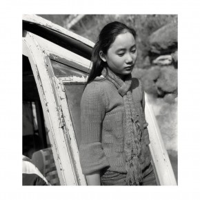 """06 Muge, Untitled #41 from the """"Go Home"""" series, 2006 Gelatin print, edition 3/12, 19 x 19 in"""