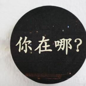 09 Luo Mingjun Dust, Solo Exhibit at Pekin Fine Arts; Photo by artspy.cn