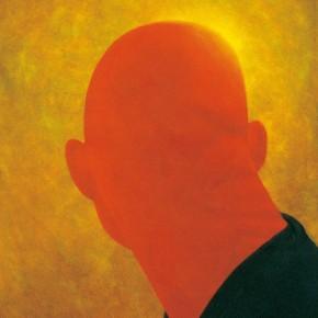 Fang Lijun, 1997.1; oil on canvas, 162.6×129.5cm