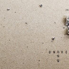Poster of Zhan Wang: Universe