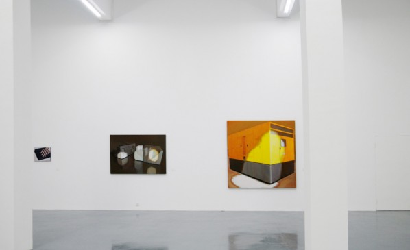 02 The Exhibition View of Groundless