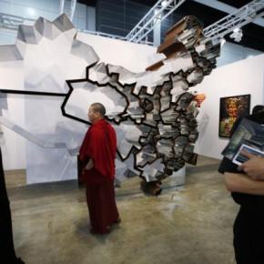 03 Hong Kong International Art Fair, AP Photo/Kin Cheung