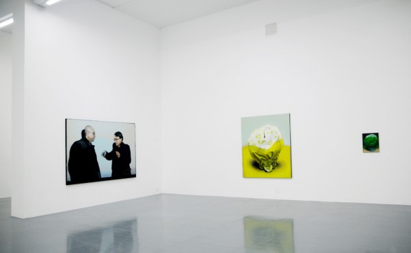 05 The Exhibition View of Groundless