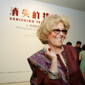 07 Mrs. Baudrillard; Photo by Hu Zhiheng/CAFA ART INFO