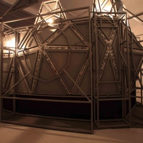 09 Installation View of LI SHU RUI, The Shelter: All Fears Come from the Unknown Shimmering at the Edge of the World