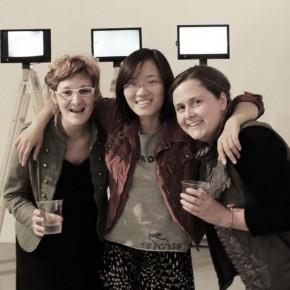 11 Yang Xin, Katrina Boemig and Necole Zayatz