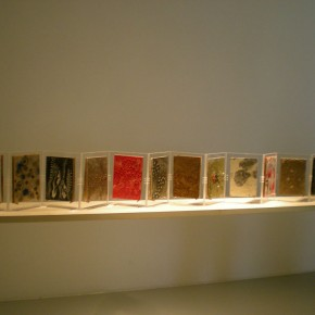 23 Installation View of Books of Dust