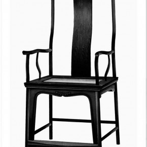 Chen Qi, Ming Dynasty Furnishes Series, Chair 01