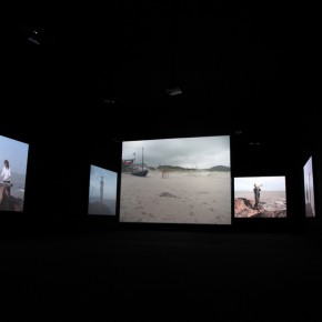 Close to the Sea, Installation View 02