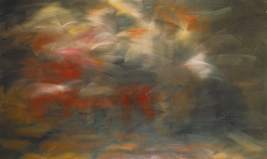 Gerhard Richter, Annunciation after Titian No.4