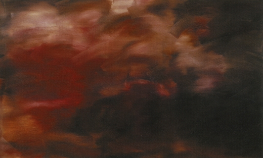 Gerhard Richter, Annunciation after Titian No.5