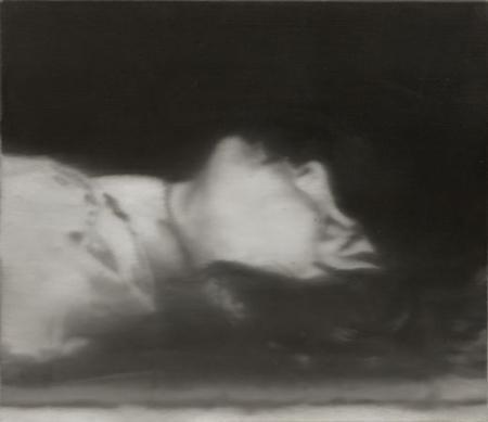 Gerhard Richter, Dead No.1 1988 62x67cm