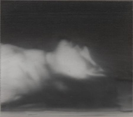 Gerhard Richter, Dead No.3 1988 35x40cm