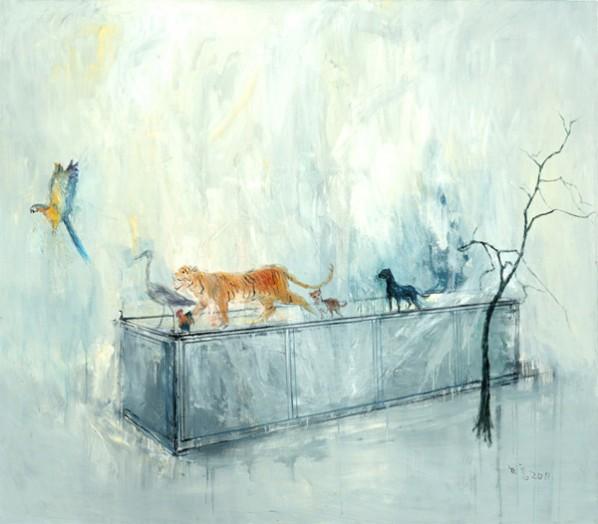 Huang Liyan's Work