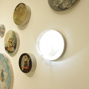 Liu Xiaoyong(Department of Mural Painting), Neverland, Installation View 03