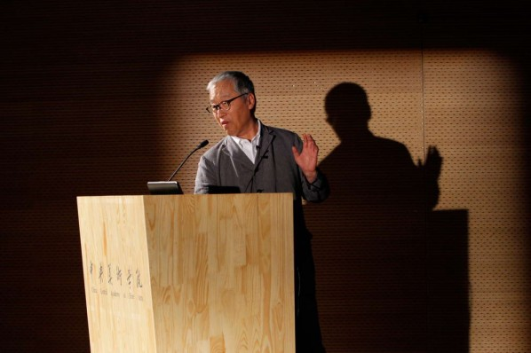 Memories of Origin: Hiroshi Sugimoto's Lecture at CAFA Art Museum 01, Photo: Hu Zhiheng/CAFA ART INFO