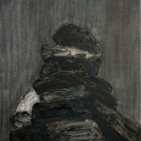 Shi Zhiying, Mani Stone, 2012; Oil on canvas, 50×40cm