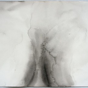 Shi Zhiying, Palomar--The Naked Bosom, 2011-2012; Watercolor and ink on paper, 31×41cm