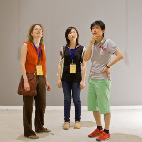 The 7th Shenzhen Sculpture Biennale Organized by OCAT, Photo by Jiang Tao 0005