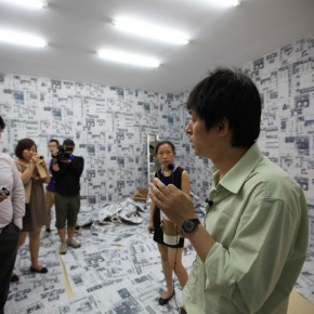 The 7th Shenzhen Sculpture Biennale Organized by OCAT, Photo by Jiang Tao 0001