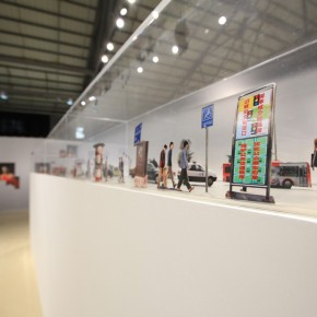 The 7th Shenzhen Sculpture Biennale Organized by OCAT, Photo by Jiang Tao 0022