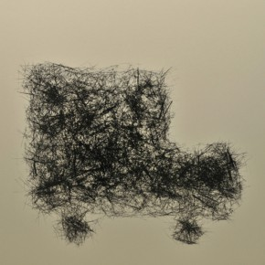 03 Truck with No Sign, Artist: Zhao Rong, 2012; Serigraph, 80×61cm