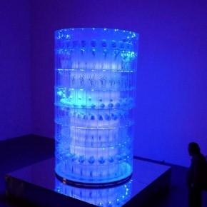 08 Tower, Mechanic Installation; Artist: Xu Zhongmin