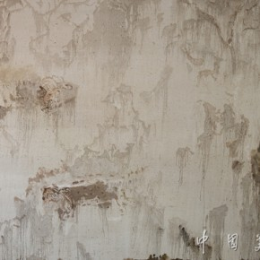 32.Eight famous scenes of Xiaoxiang•Hupao spring in winter Author: Jing Shijian; Year: 2012, Size: 250×400cm