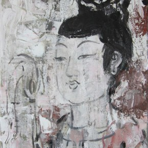 Chinese Ancient Beauty No.1106, 56 x 42 cm, 2011