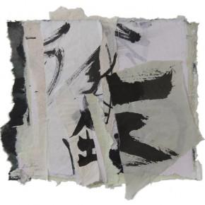 Conceptual Calligraphy No.1223, 45 x 48 x 1 cm, 2012