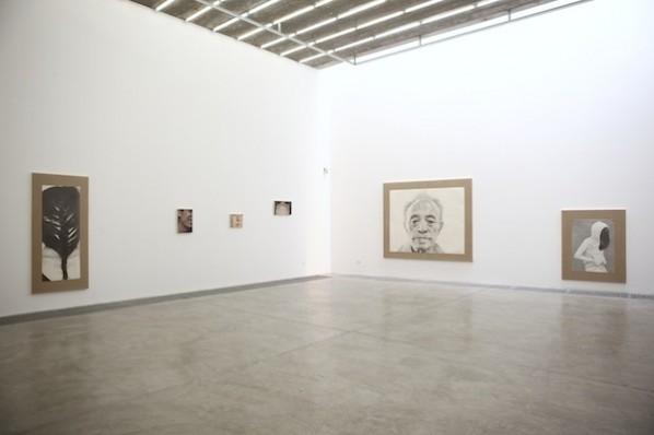 Exhibition View 01 of Painting Jin Shangyi and Zhang Shujian