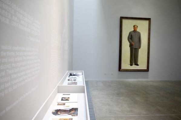 Exhibition View 02 of Painting Jin Shangyi and Zhang Shujian
