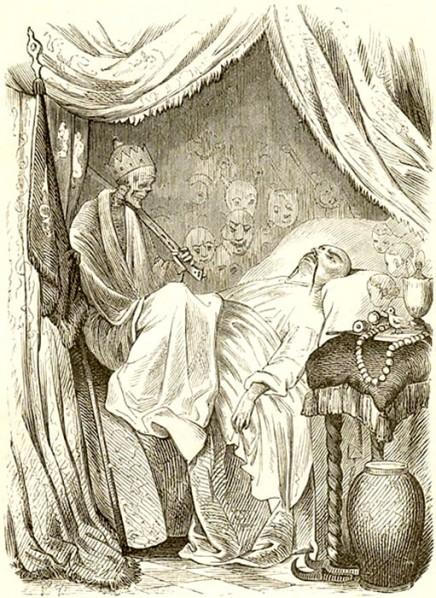 Figure 4.Vilhelm Pedersen, Nattergal, 1849