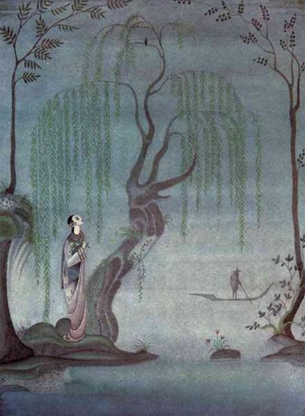 Figure 7. Kay Nielsen (1886-1957), Nattergal, 1924