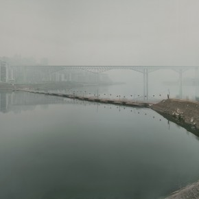 The Great Three Gorges-01, Chen Jiagang, 2011; Bridge of Wanzhou