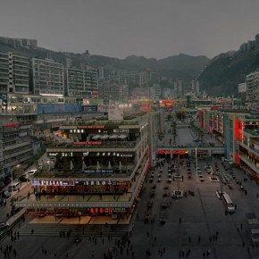 The Great Three Gorges-07, Chen Jiagang, 2011; Night of Fengjie